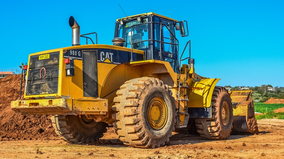 Heavy machinery repair and earthmoving machinery repairs in Cameroon