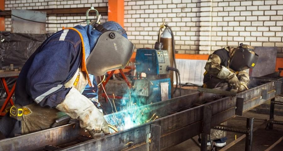 welding services in Douala