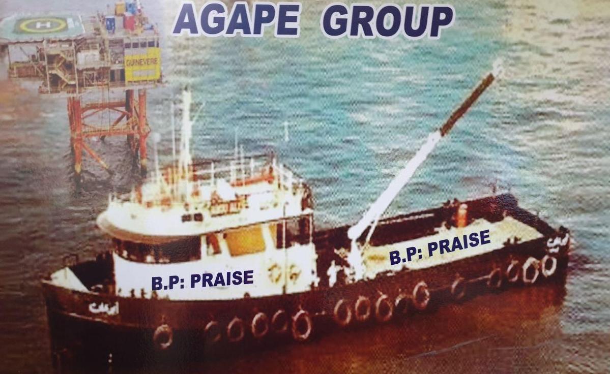 BP Praise - Agape Ships