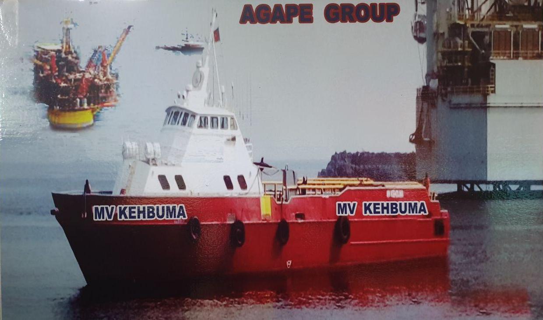 MV Kehbuma